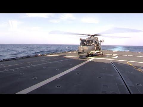 SEA LYNX im Einsatz