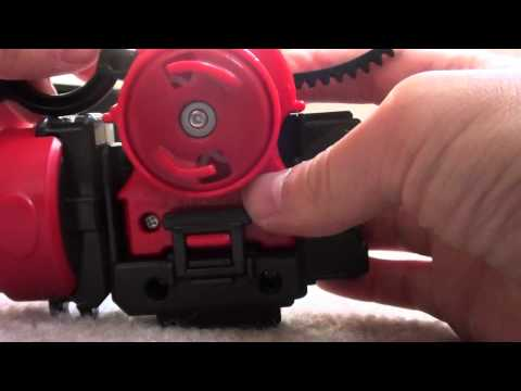 Beyblade Reviews Red Rubber Launcher Grip BB-15