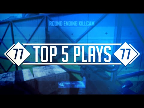 FaZe Rain Top 5 Plays Week 77 Powered by ScufGaming