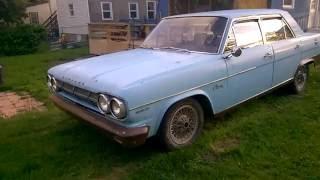 My first car!! (1965 AMC Rambler Classic 660)