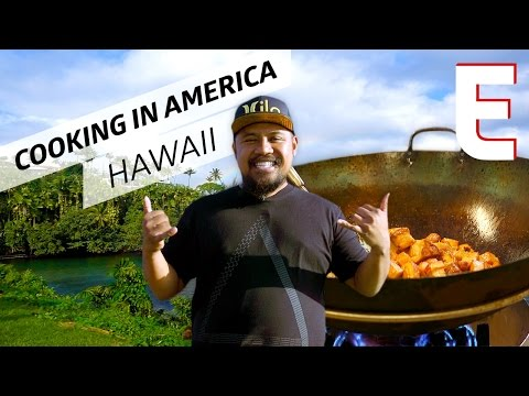 Top Chef Sheldon Simeon On Why Hawaii Is a Food Paradise — Cooking in America