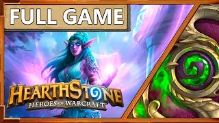 Hearthstone. Full Game. ОТК прист vs Дракон воин