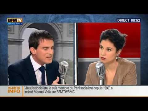 Bourdin Direct : Manuel Valls - 23/10