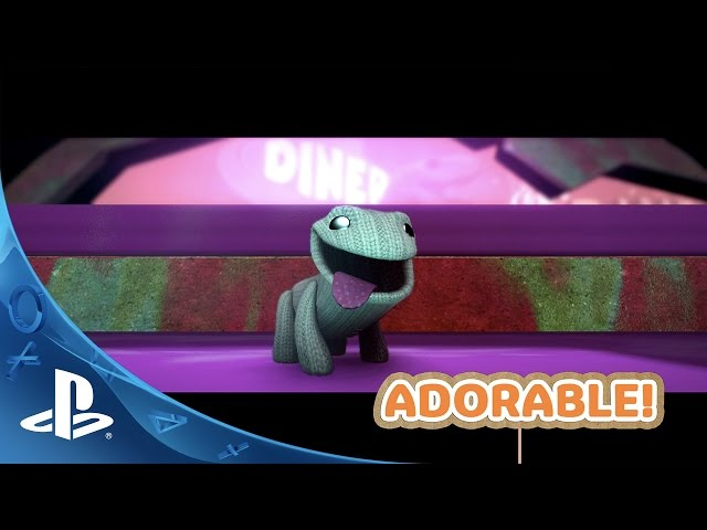 LittleBigPlanet 3 - OddSock Trailer | PS4