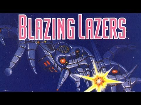 Classic Game Room HD - BLAZING LAZERS for Turbografx-16 review