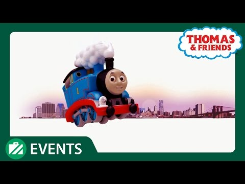 Thomas & Friends: Thomas Is Leaving Sodor For The Macy's Thanksgiving Day Parade! video