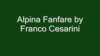 Alpina Fanfare by Franco Cesarini