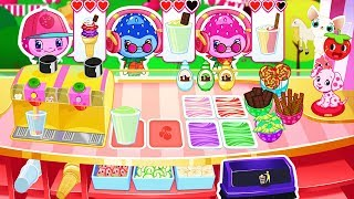 Bán Kem Và Xây Tàu Lượn Ở Khu Vực Lễ Hội #12 – Cherry - Strawberry Shortcake Ice Cream Island