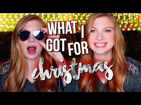 Christmas Haul 2016 // Free People, Lululemon, Frye + More