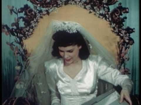 The 1940's Bride