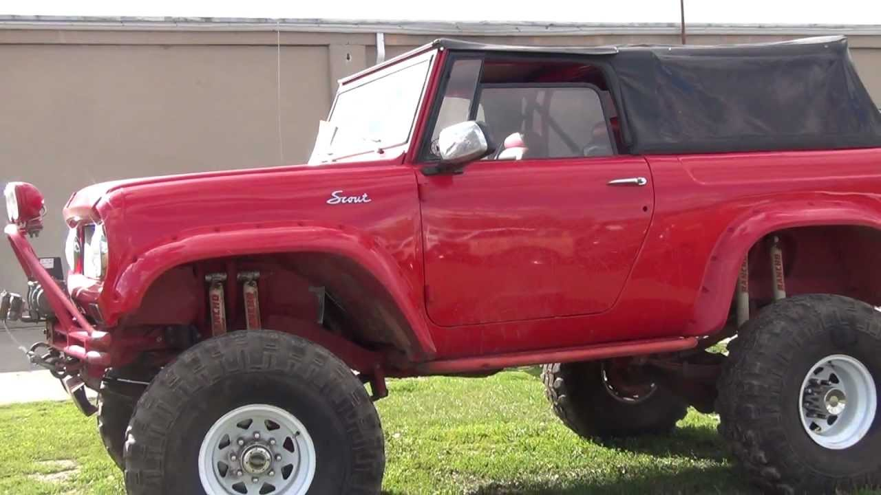 Red Scout 800