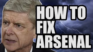 How To Fix ARSENAL
