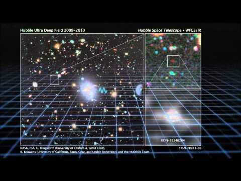 Пульс 6. Самый далекий объект Вселенной