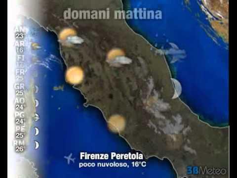 Meteo ITALIA del 15/07/2012