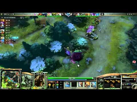 The International 3 East Quali - GS2 LB - Rattlesnake vs Vici Gaming Game 1