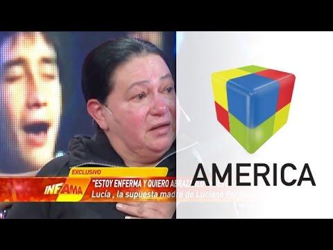 Habla la mujer que asegura ser la madre biológica de Luciano Pereyra
