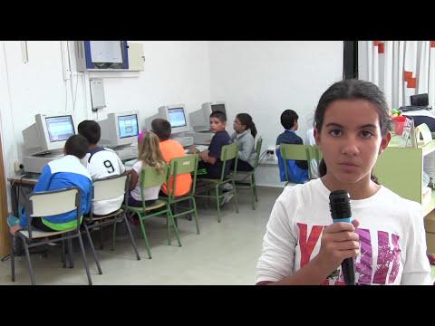 Telediario Express C.R.A. Nuestra Señora de la Paz