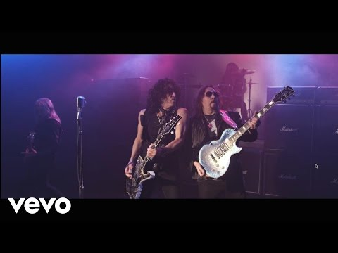 Ace Frehley Fire And Water ft. Paul Stanley rock music videos 2016
