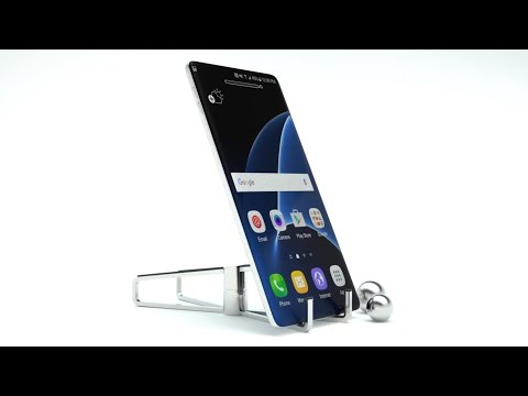 Samsung Galaxy S8 Concept Trailer: Exclusive Video Render
