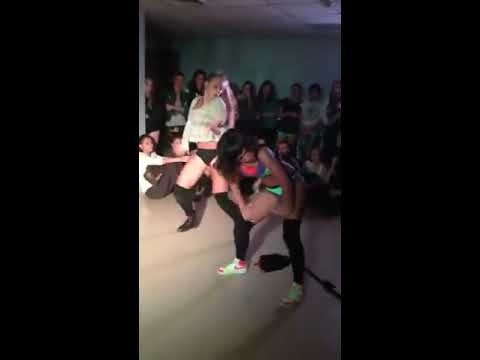 Twerk/booty dance battle! HOT JAMAICAN WEKEND!!!final! Keat Mel (winner) & Sofa