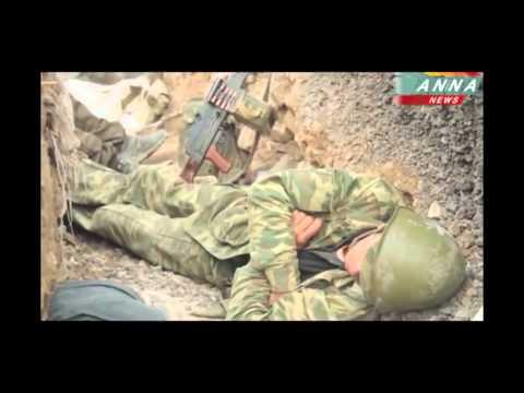 Slavyansk War june