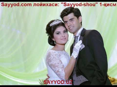 Yulduz Usmonova Sayyod-shou - 1qism