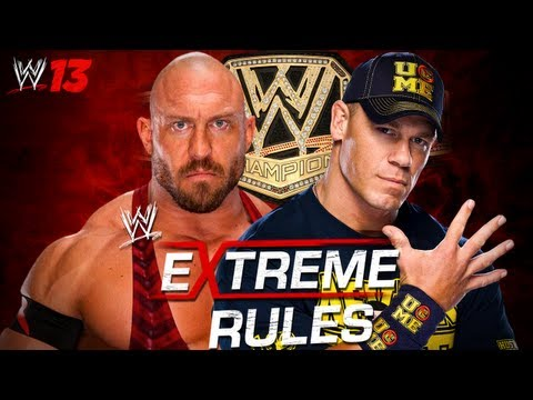 WWE '13 Extreme Rules 2013 Simulation: John Cena vs Ryback