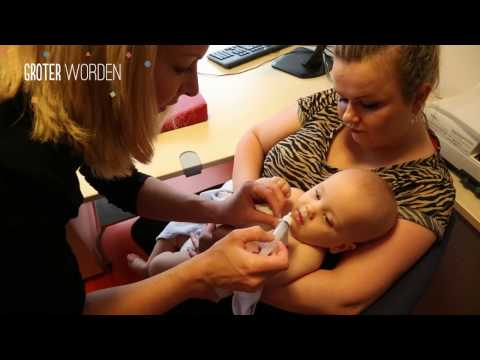symptomen koemelkallergie baby