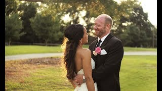Beautiful Wedding Shot on PANASONIC-G9 | Kim + Scott | Wedding Trailer
