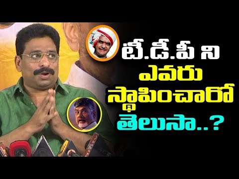 TDP MLC Buddha Venkanna Tongue Slip | Buddha Venkanan Comments on BJP | AP News | IndionTvNews