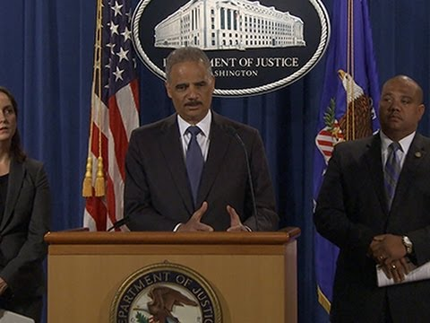 Justice Dept. Announces Ferguson Police Probe