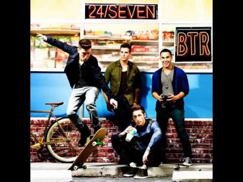 Big Time Rush - Pictures This ( album 24/ seven) new song 2013
