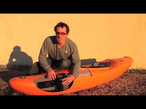 Jackson Kayak Uni-Shock Bulkhead system