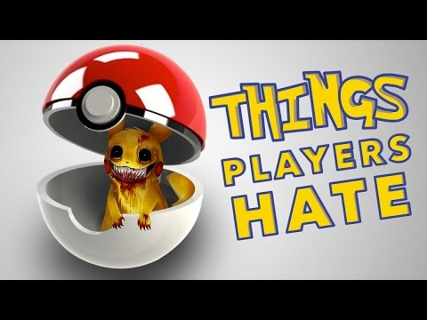 10 Things Pokemon Go Players HATE