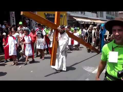 SEMANA SANTA J.Y.E.R.A.C 2013 (COLONIA CARACOLES) PARTE 2