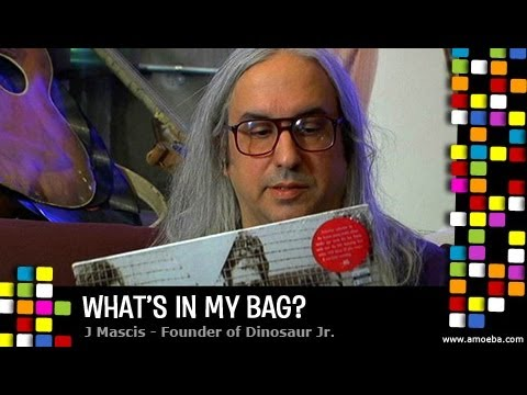 J Mascis (Dinosaur Jr) - What's In My Bag?