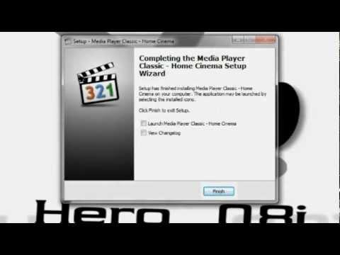 شرح تحميل وتنصيب Media Player Classic