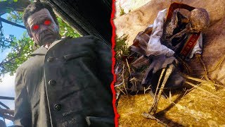 All Red Dead Redemption 2 Easter Eggs & Secrets (NEW AUSTIN)