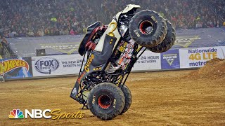 Monster Jam 2019: Houston, TX | EXTENDED HIGHLIGHTS | Motorsports on NBC