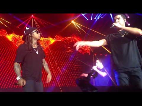 Drake & Lil Wayne - Believe Me (Live) - Holmdel, NJ