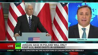 Port Trump? Poland offers big money for US navy base