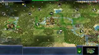 Let's  play  Civilization  IV  - 3