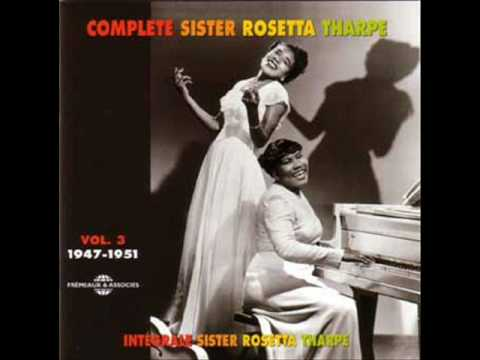 Sister Rosetta Tharpe and Sister Knight -Beams of heaven