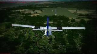 FSX - MasWings DHC-6 Twin Otter