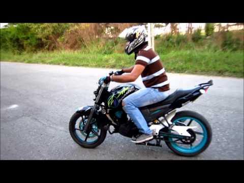 Yamaha FZ16 stun.Cali