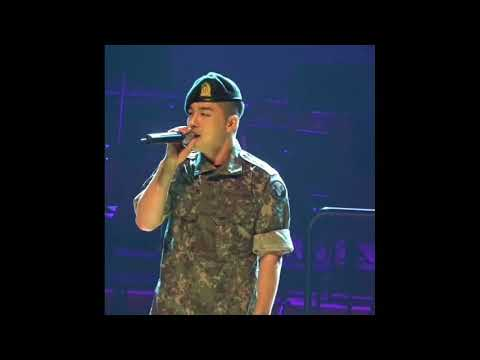 Eyes, Nose, Lips - Taeyang (Big Bang) (in Military) 070518