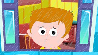 Rain Rain Go Away | Nursery Rhyme| Classic Rhymes By Kids Magic