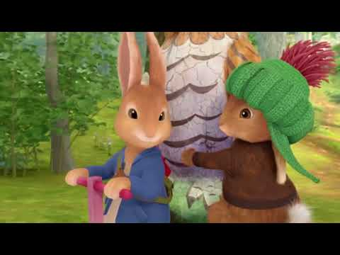 Peter Rabbit: FULL EPISODES 2018 S0203 The Great Owl Adventure