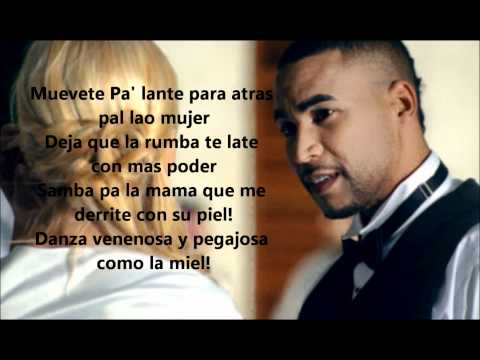 Taboo (Official Remix) (Lyric/Letra Correcta) HD - Don Omar Ft. Daddy Yankee