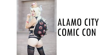 THIS IS ALAMO CITY COMIC CON: A COSPLAY MUSIC VIDEO SAN ANTONIO TEXAS